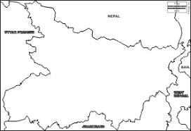 bihar free maps free blank maps free outline maps free base maps