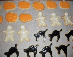vegan halloween sugar cookies sundaysupper hezzi d u0027s books and