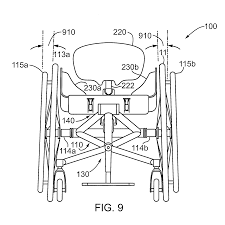 patent us20100038880 modular and or configurable wheelchair