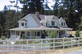 house cabin house plans covered porch