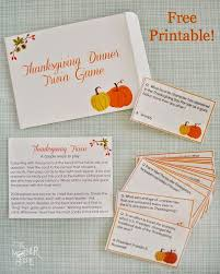 harris girltalk free thanksgiving printables