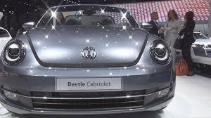 Volkswagen Beetle Cabriolet Allstar 1 2 Tsi 105 Hp 2016 Exterior
