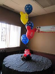 balloon decorations for mickey mouse amytheballoonlady