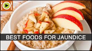 best foods to cure jaundice healthy recipes youtube