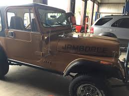 jeep golden eagle decal 1982 jamboree restoration