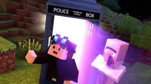 Dantdm Maps Dantdm The Diamond Minecart Minecraft The Doctor U0027s Time