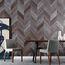 herringbone peel stick wood look wall variplanks u2013 inhabit