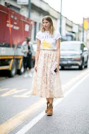 fancy casual casual meets fancy the best style at milan fashion week