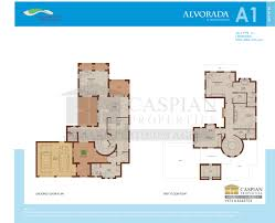 arabian ranches floor plans arabian ranches alvorada floor plans