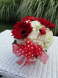 Baby Shower Flower Arrangements Centerpieces Lady Bug Baby Shower Buffalo Wedding Event Flowers By Lipinoga Ny