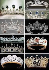 tiara collection the of diamonds on show at the palace a dazzling