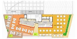 Italian Restaurant Floor Plan Architecture Landscape Urban Design Interior Design Arredamento