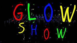 glow show lake fenton high school band glow show