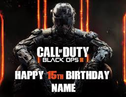 call of duty cake topper call of duty black ops 3 edible cake topper trish gayle