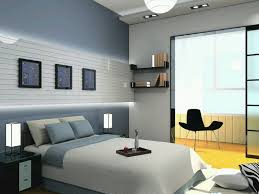 led light bedroom