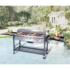 grillk che grill chef 8 burner commercial propane bbq ca home