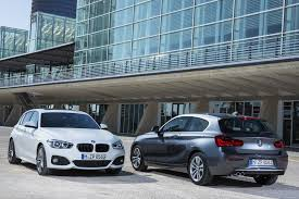 cars like bmw 1 series bmw gives its 1 series a major styling update