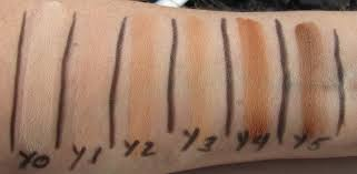 occ skin airbrush foundation review and swatches