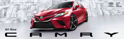 toyota english all new toyota camry ignites the senses