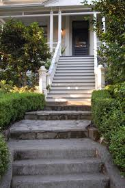 good looking home exterior decorations of front porch pavers