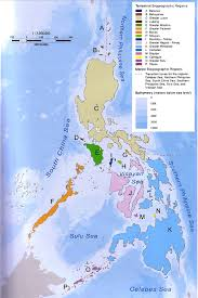 Philippines Map World by Foundation For The Philippine Environment Researches