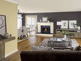modern colour schemes for living room brown lacquered wood coffe