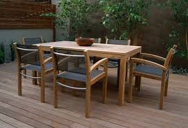 Used Teak Outdoor Furniture by Outdoor Furniture Used Deck Design And Ideas