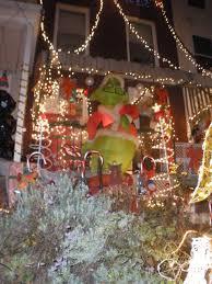 The Grinch Christmas Lights Baltimore Maryland Hampden Christmas Lights