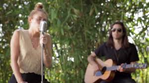 miley cyrus backyard sessions lilac wine youtube