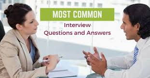 the 15 most common job interview questions and answers wisestep