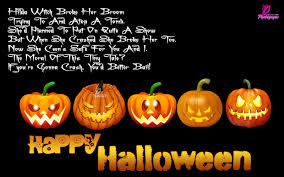 Funny Halloween Poems For Adults Halloween Verses For Greeting Cards