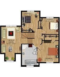 chambre d h e chamb駻y home chambly model rheault construction