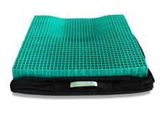 equagel adjustable protector gel seat u0026 w chair cushion