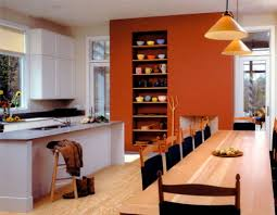 Orange Accent Wall by Accent Wall Color Combinations Living Room Idea Accent Wall