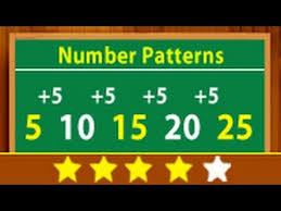 cool maths learn about number patterns youtube