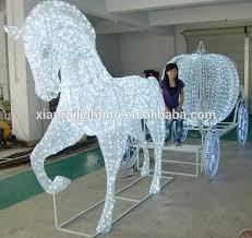 24v 110v 220v outdoor attractive acrylic animals led holiday decor