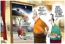 Republican Halloween Meme - american power halloween cartoon roundup