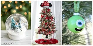 disney christmas decorations diy disney christmas