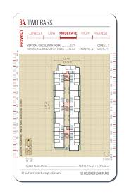 housing floor plans 20 exles of floor plans for social housing archdaily