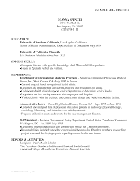 exles for resume qualification in cv exles resume qualifications exles