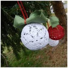 19 crochet ornaments for a handmade christmas stitch and unwind