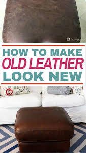 How To Decorate Living Room With Brown Leather Furniture Learn How To Restore Leather Furniture Designer Trapped In A