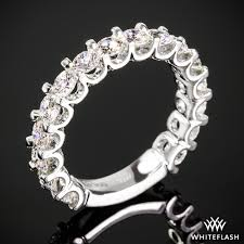 mens eternity rings s u prong three quarter eternity diamond wedding ring