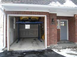 2 car garage plans with lift xkhninfo for a twocar so the 2 car garage plans with lift city lot wasnut large enough