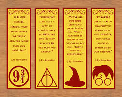 printable bookmarks for readers harry potter bookmarks printable harry potter bookmarks