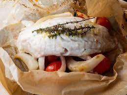 Fish Mediterranean Style Fish U0027en Papillote U0027 Recipes U0026 Nutrition Inspired By A
