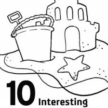 tropical beach coloring pages beach bag coloring page kids drawing and coloring pages marisa