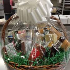 summer sausage gift basket gift baskets filled with fresh smoked meats vincek s smokehouse