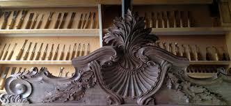 ornamental wood carving by grabovetskiy
