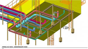 pipe design services plant engineering consultants